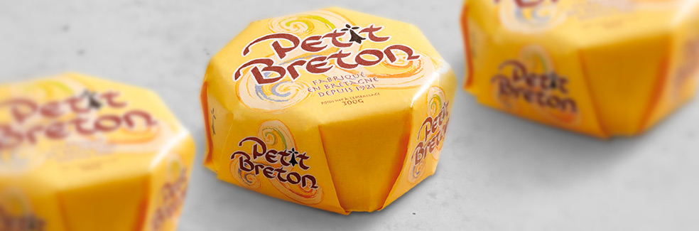 Petit Breton - Packaging - Agence IMAGIC