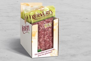 Kervern - Packaging - Agence IMAGIC