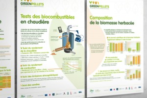 Greenpellets - Affiche - Agence IMAGIC